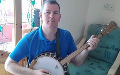 My First Banjo